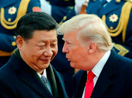 OPUS 180 Trump's China Deal