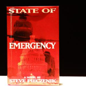 State of Emergency Dr. Steve Pieczenik