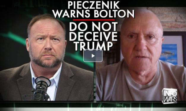 Alex Jones January 8: Don't deceive trump