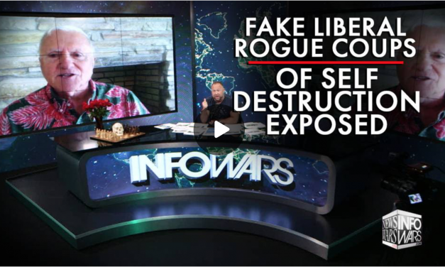 Alex Jones June 9: Fake Liberal Rogue Coups of Self Destruction Exposed