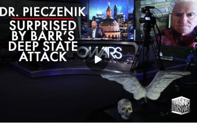 Alex Jones August 20: Barr's Attack on the Deep State