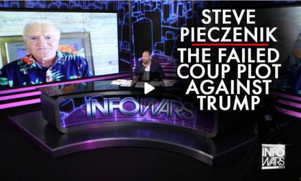 Alex Jones September 10: Failed Coup Plot Against Trump