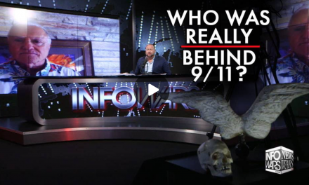 Alex Jones September 11: Who Was Really Behind 9-11