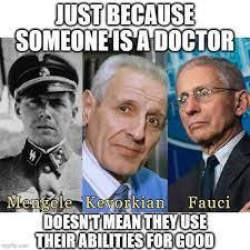 OPUS 8821 Doctors of Death